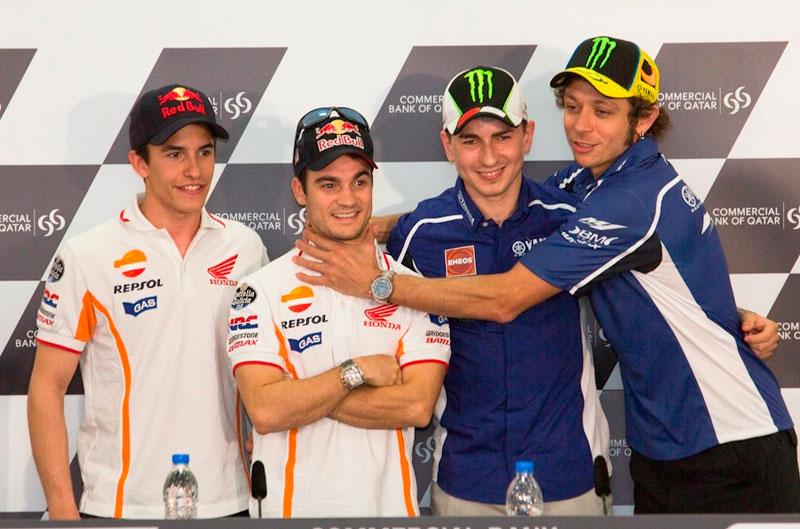 Encuesta de la semana: Quién ganará en el GP de Jerez en MotoGP