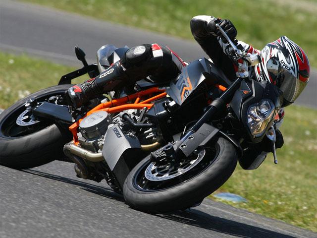 La KTM Super Duke R llega a España
