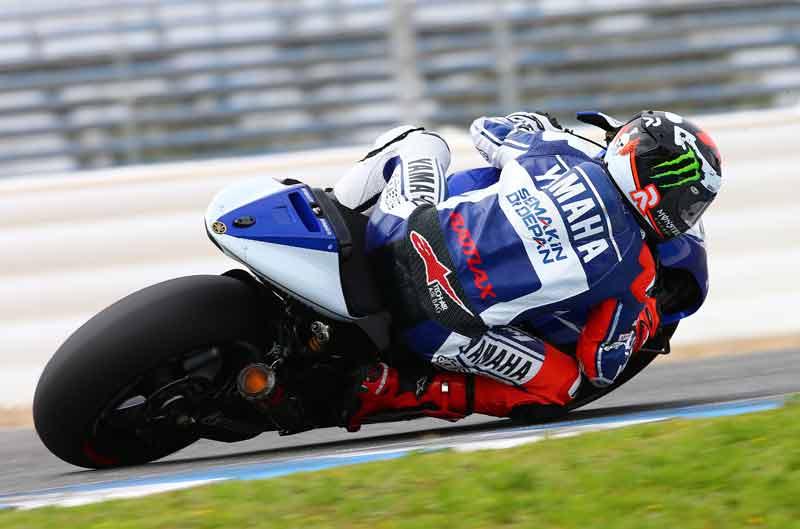 Jorge Lorenzo contará con una curva en el Circuito de Jerez