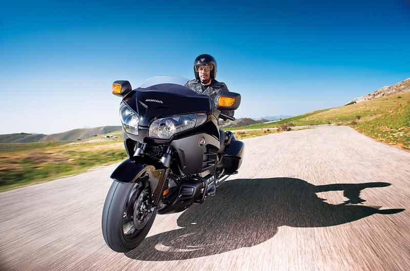 Honda confirma la disponibilidad de la Goldwing F6B