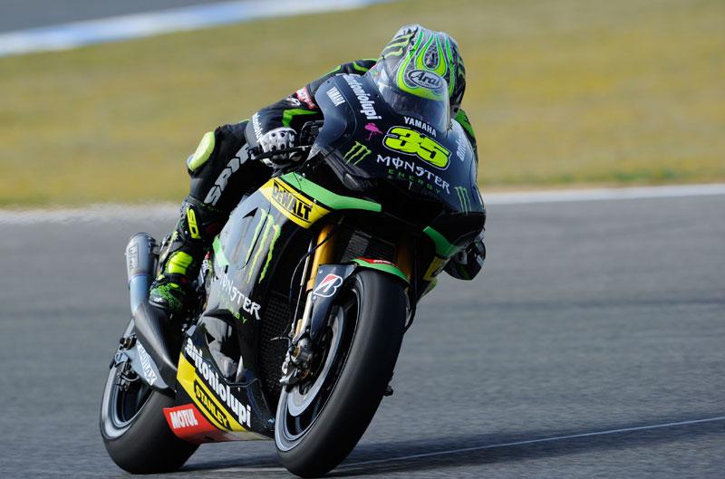 Cal Crutchlow, el más rápido de MotoGP en el FP3