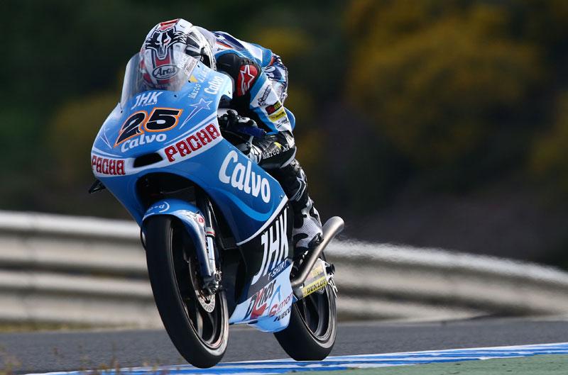 Maverick Viñales gana la carrera de Moto3