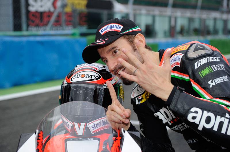 Encuesta de la semana: Rumores sobre el regreso de Max Biaggi