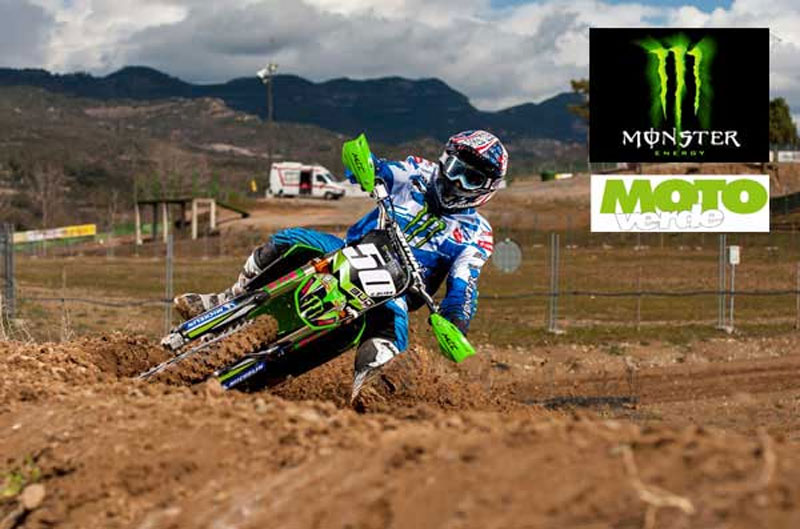 Riding Clinic Monster Energy: fin de semana verde del Action Team