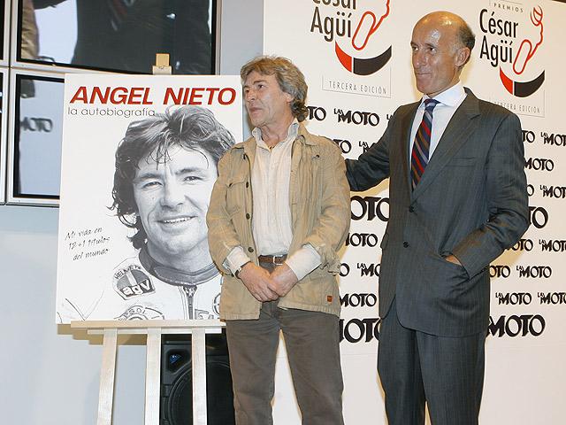 Motorpress Ibérica y Ángel Nieto
