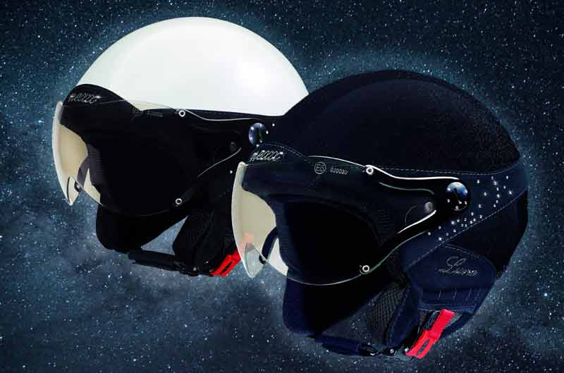 Luna, una obra de Nexx con cristales Swarovski Elements