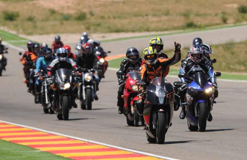 El CEV, próxima cita en MotorLand Aragón