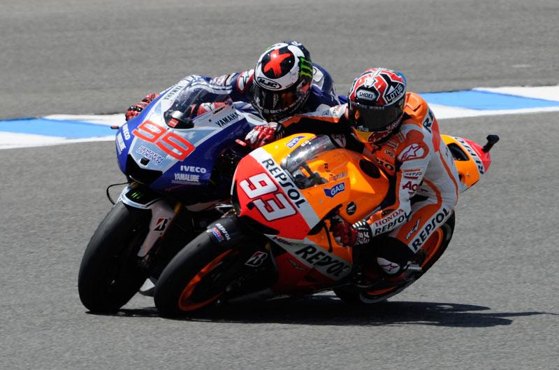 Encuesta de la semana: La acción de Márquez en Jerez, sin sanción