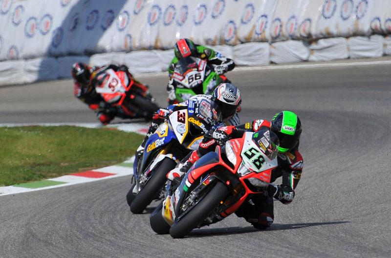 Marco Melandri y Eugene Laverty vencen en Monza