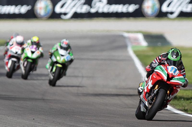 Sam Lowes gana en Supersport en Monza