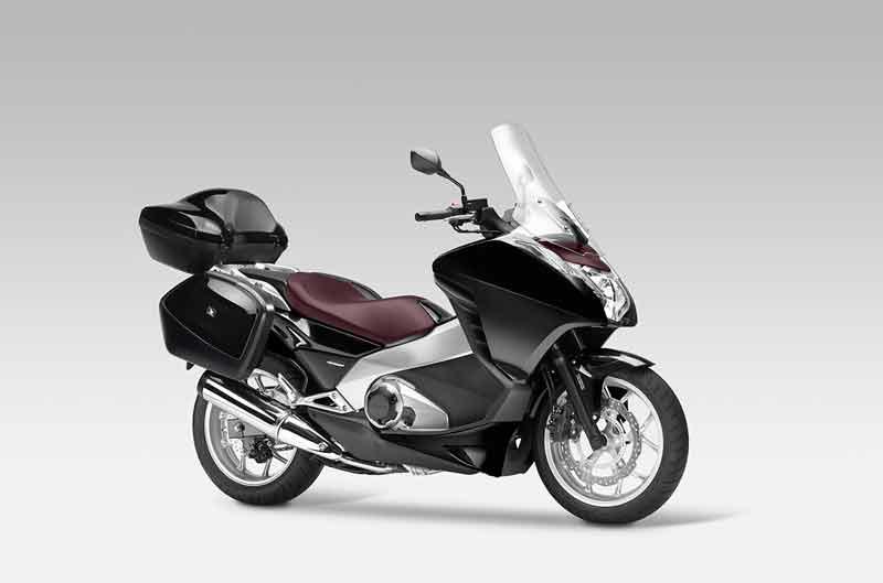 Versión Touring del Honda Integra