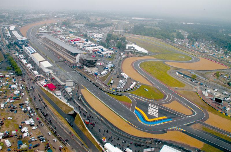Gran Premio de Francia 2013. Circuito de Le Mans. Horarios
