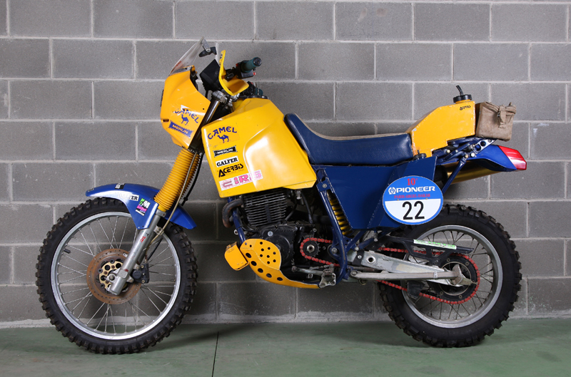 Merlin Dakar 1988