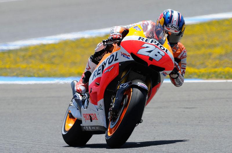 Mejor tiempo para Dani Pedrosa en Le Mans