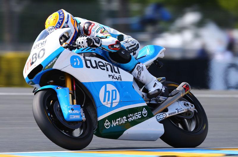 Primer puesto para Tito Rabat en el FP3 en el GP de Francia
