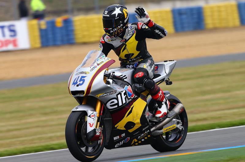 Triunfo y liderato para Scott Redding en Le Mans