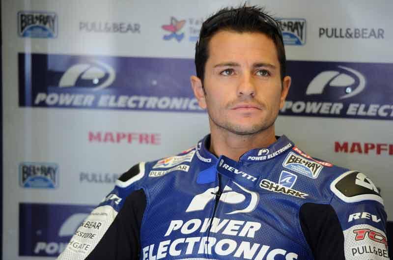 Randy De Puniet hará un test con Suzuki en Japón