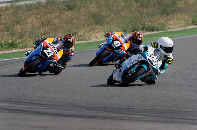 Los pilotos de MotoGP y SBK que vienen del CEV