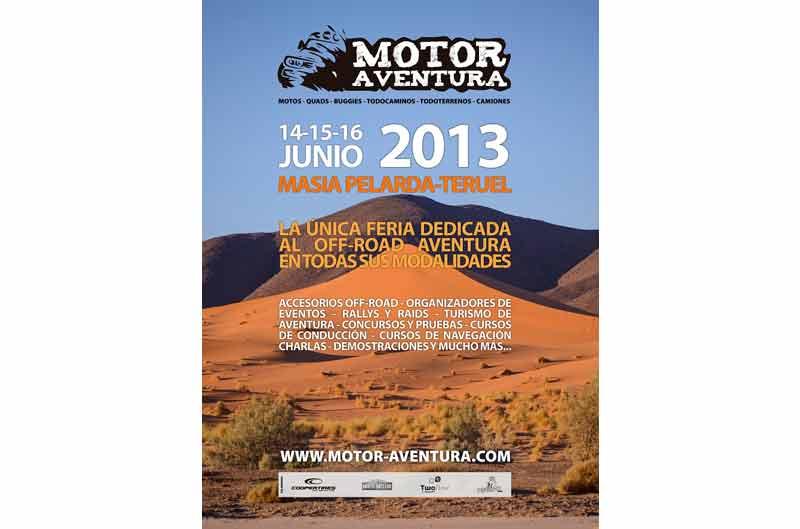 Motor Aventura: la feria de los aficionados off road