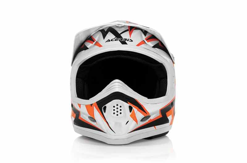 Casco Master Burner JR de Acerbis