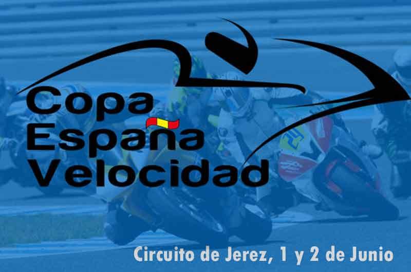 La Copa de España de Velocidad llega a Jerez