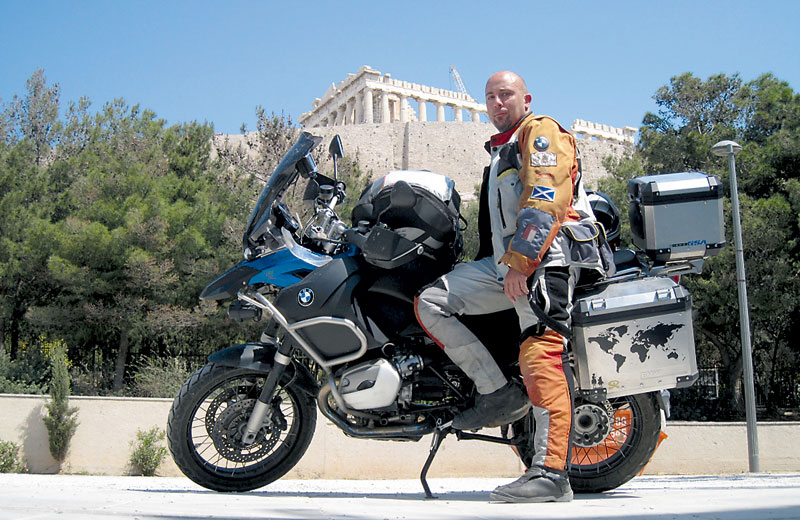Objetivo 100.000 km: BMW R 1200 GS Adventure