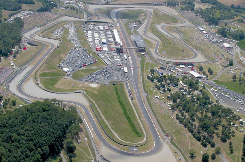 Gran Premio de Italia 2013. Circuito de Mugello. Horarios