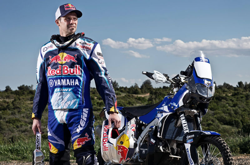 Cyril Despres ficha por Yamaha