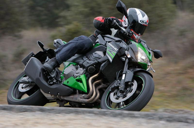 Nacen los nuevos seguros Kawasaki