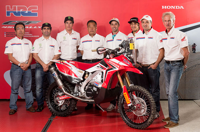 Joan Barreda ficha con Honda