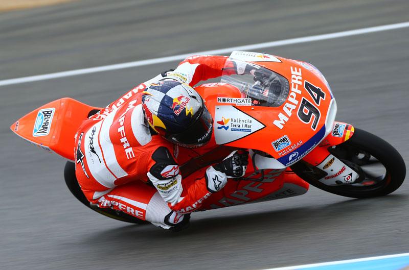 Mejor tiempo para Jonas Folger en Moto3 en Mugello