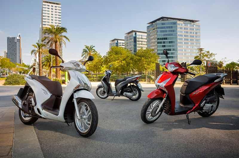 Nueva Honda Scoopy SH125i al mejor precio