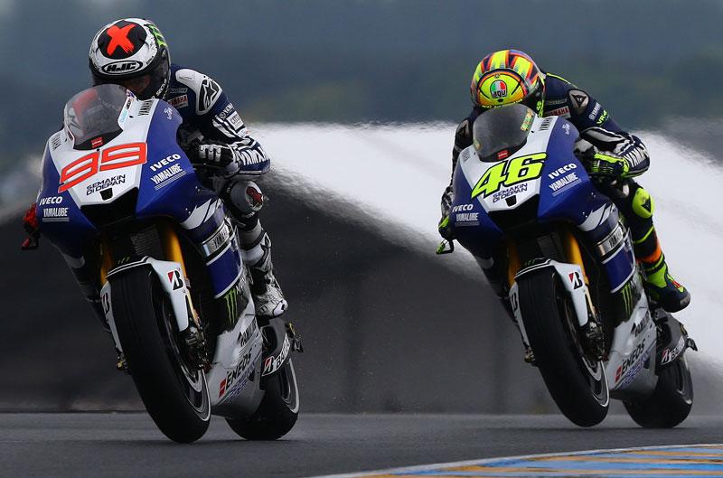 Jorge Lorenzo, el más rápido de MotoGP