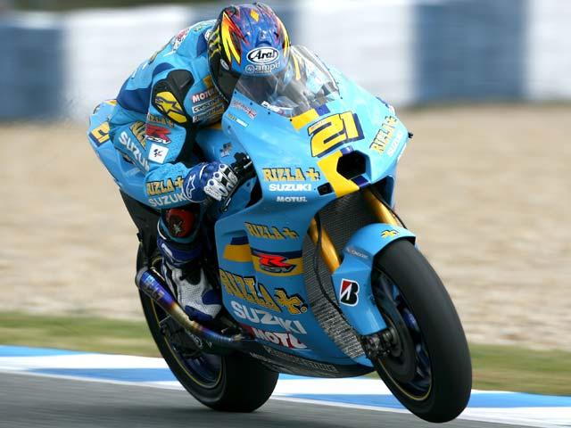 GP de China. Entr. Libres MotoGP (2º)