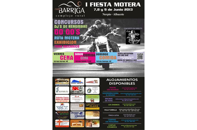 I Fiesta motera
