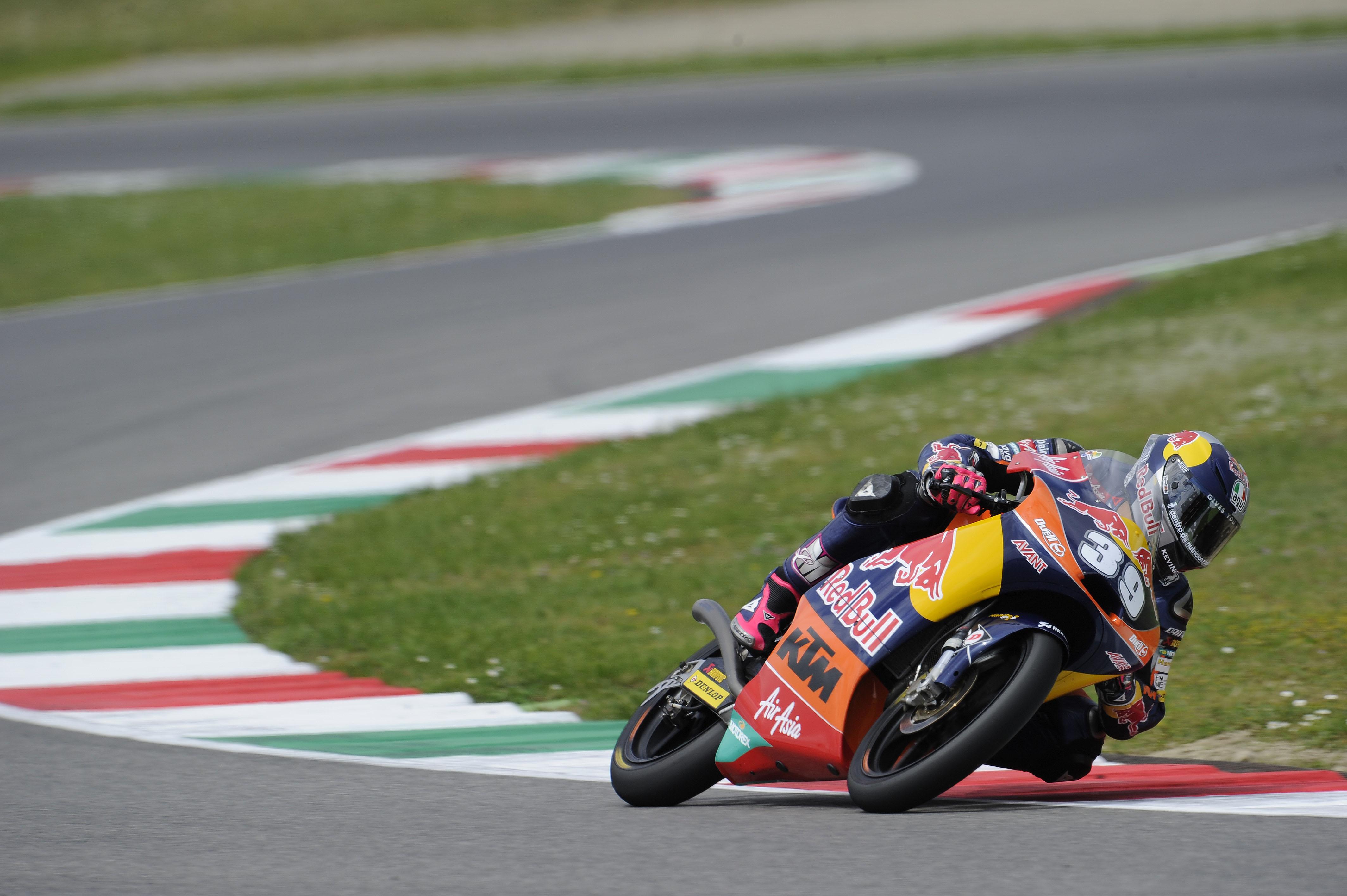 Declaraciones de los pilotos de Moto2 y Moto3 en Mugello