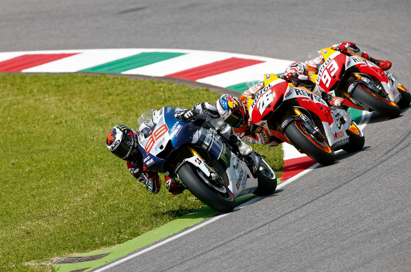 Gran Premio de Italia y comparativa vintage