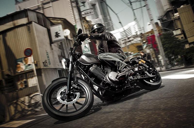 Las nuevas Yamaha XV950 y XV950R Bolt llegan en septiembre