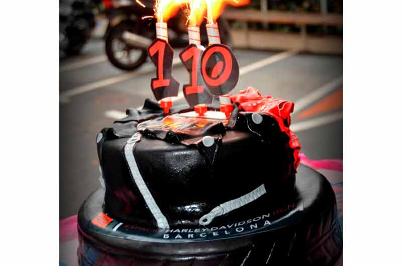 Harley-Davidson convertirá Roma en la capital europea de su 110 Aniversario