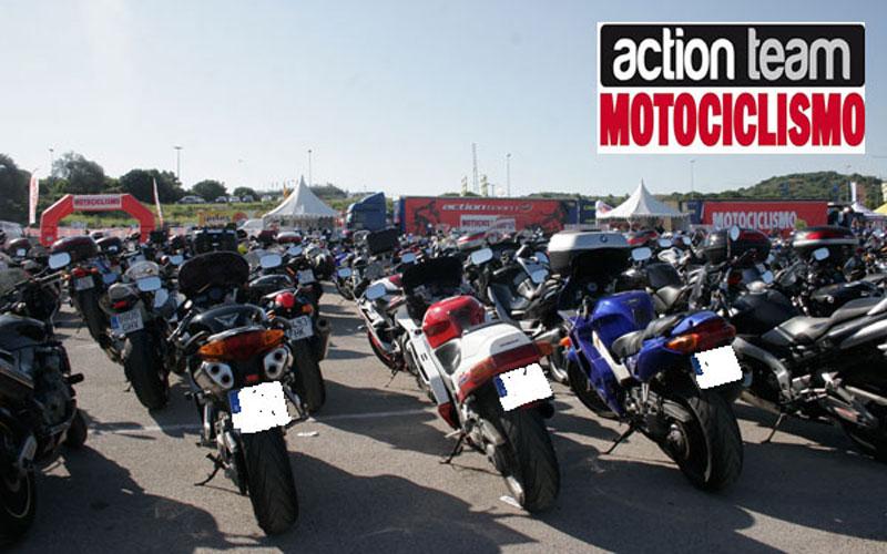 Parking para socios de Action Team en Montmeló