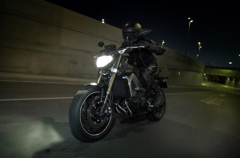 Nueva Yamaha MT-09