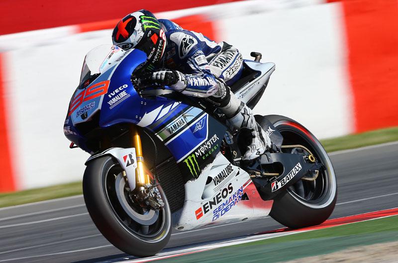 Victoria de Jorge Lorenzo en el Gran Premio de Cataluña de MotoGP
