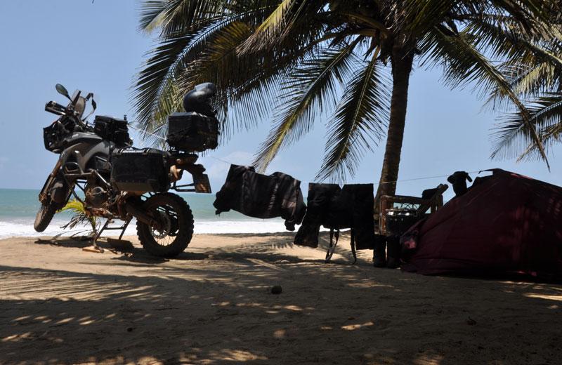 Cómo preparar una vuelta al mundo en moto