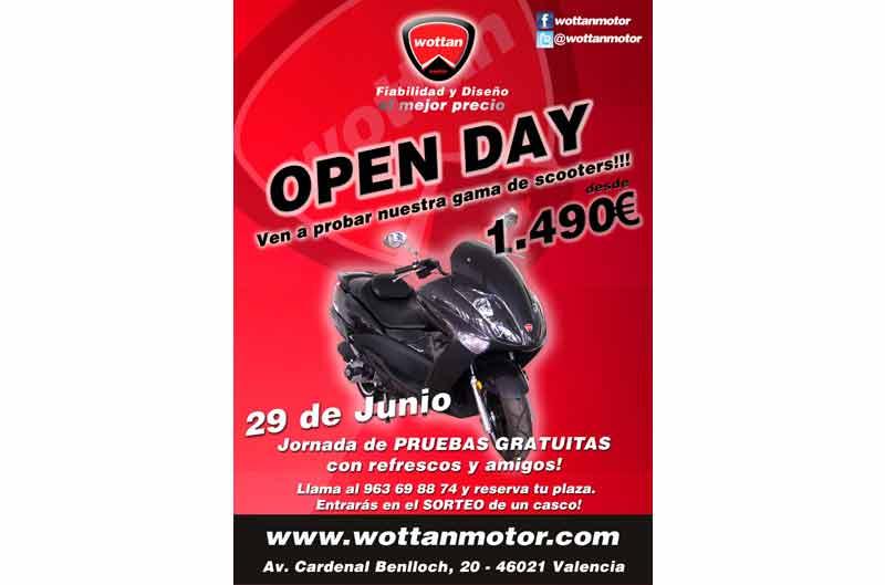 Jornada de puertas abiertas en Wottan Motor Valencia
