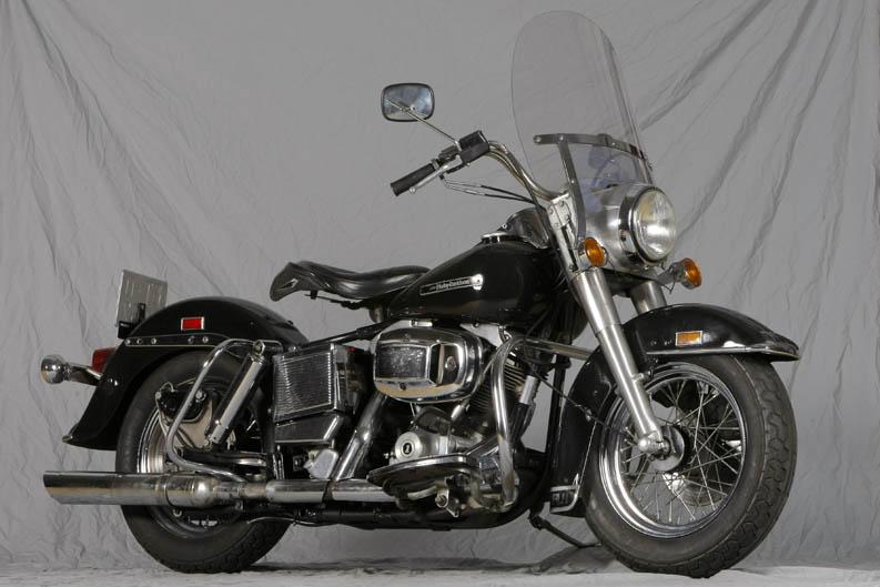 Harley-Davidson FLH 1972