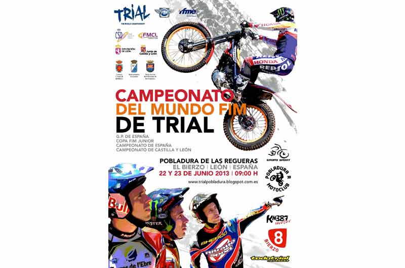 El Mundial de Trial llega a España