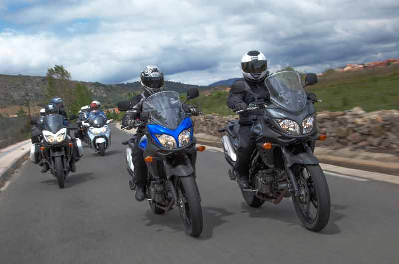 Nueva ruta para los viajeros Suzuki