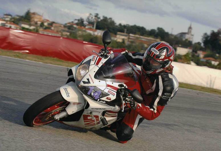 Honda CBR 600 F 100.000 km