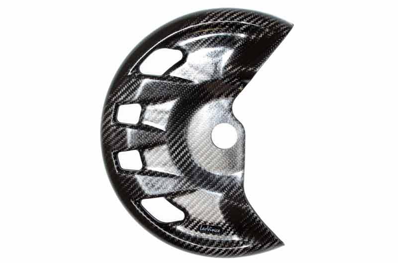 Carbon Fiber de Leovince para KTM 450 EXC
