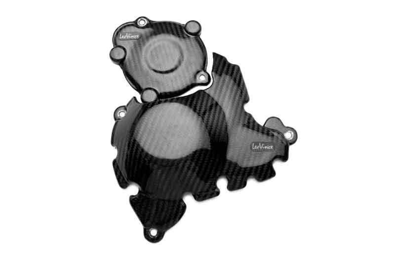 Carbon Fiber de LeoVince para Triumph Speed Triple